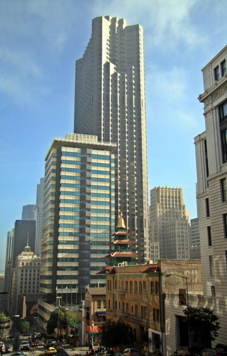 Financial District, San Francisco (HDR)