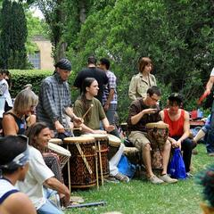 Folk, Drums and World Music
