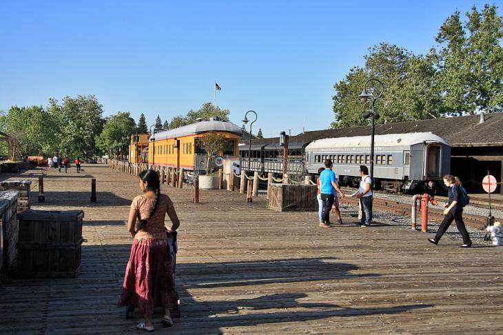 Old City of Sacramento