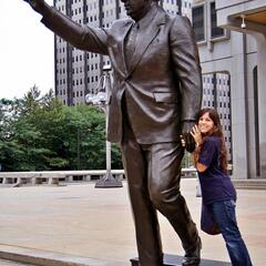 Frank L. Rizzo and Robyn