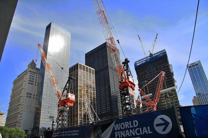 World Financal Center, Ground Zero
