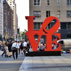 """Love"" in New York City"