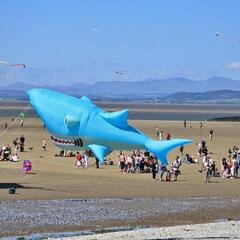 Morecambe's Ninth Annual Kite Festival
