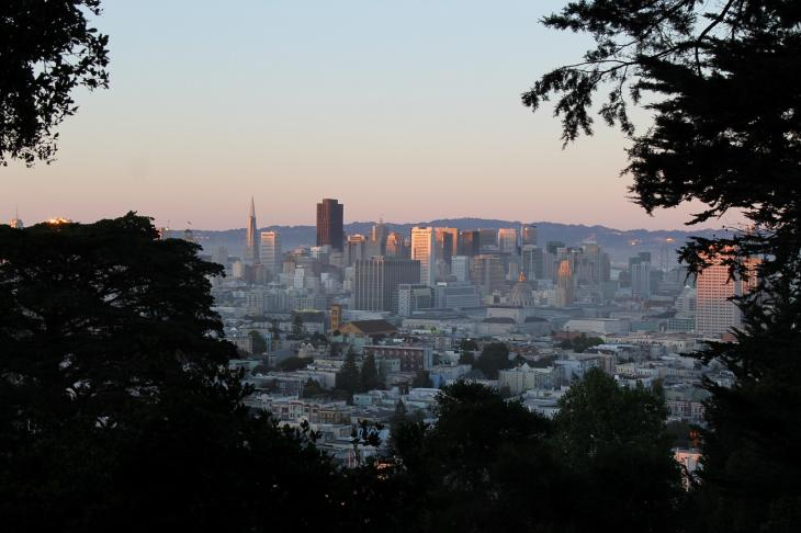 View from Buena Vista Park