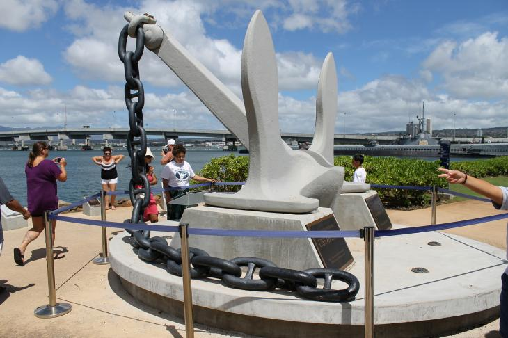 Pearl Harbor History Site