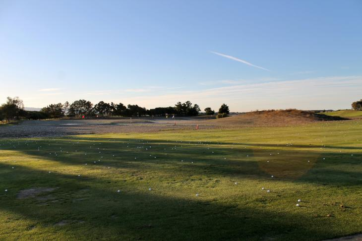 Driving Range, Shoreline Golf Links