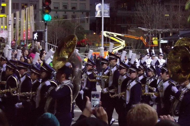 California Aggie Marching Band (UC Davis)