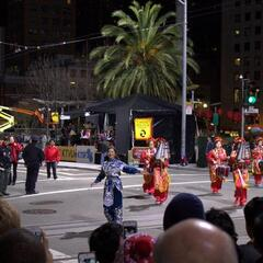 Chinese New Year Parade, Union Square