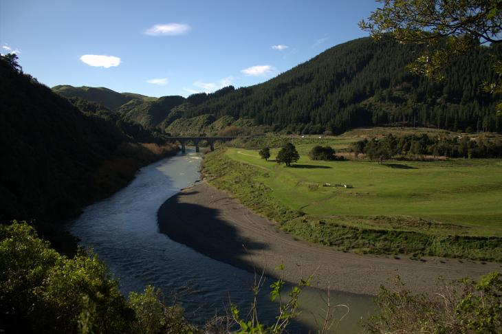 Manawatu Gorge (Woodville end)