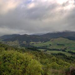 Mount Bruce Lookout