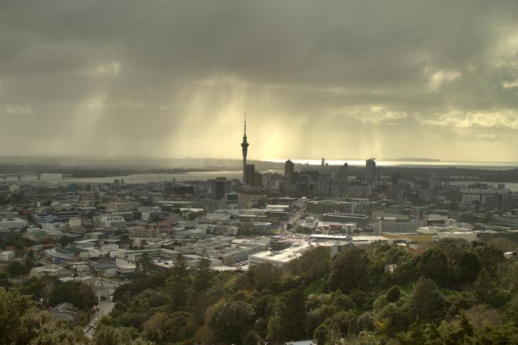 Auckland Central Business District (CBD)