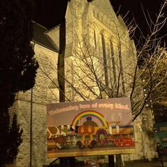 Church in Auckland welcomes LGBT members