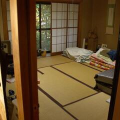 Japanese Housing: tatami-matted floor, sliding doors and futons