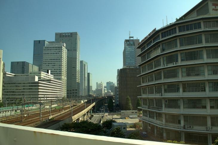 Tokyo Business District