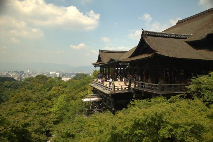 Kiyomizu-dera Temple  Livoris