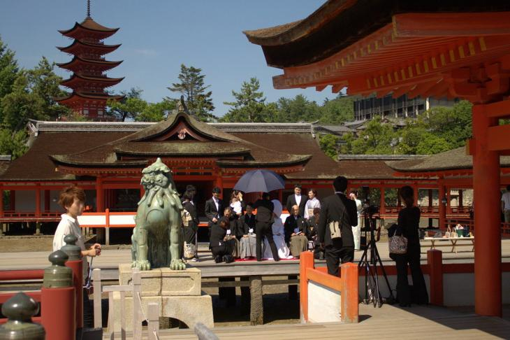 Shinto-Wedding