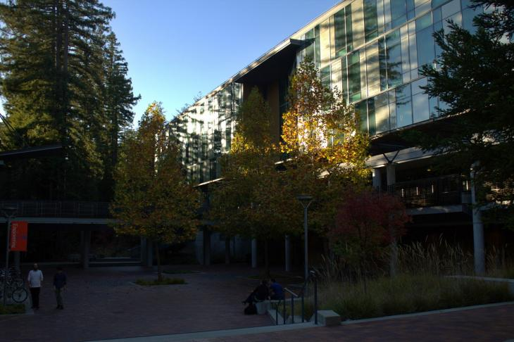 Engineering 2 Building, UCSC