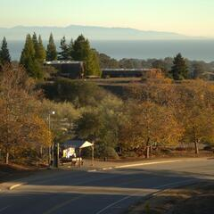 Heller Drive and Oakes College
