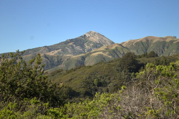 Andrew Molera State Park (Hill side)