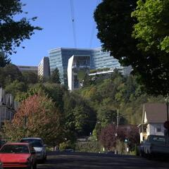 Oregon Health & Science University / Marquam Hill Upper Tram Terminal