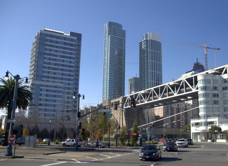 The Embarcadero & Bryant Street