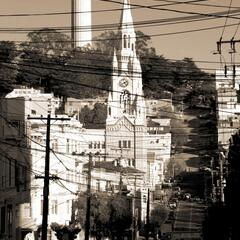 Saints Peter and Paul Church and Coit Tower