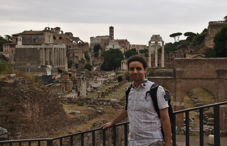 The Roman Forum and Me