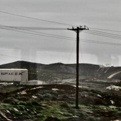 SpaceX Vandenberg Base