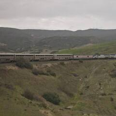 Coast Starlight Train