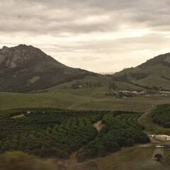 Central California (Coast Starlight Train)