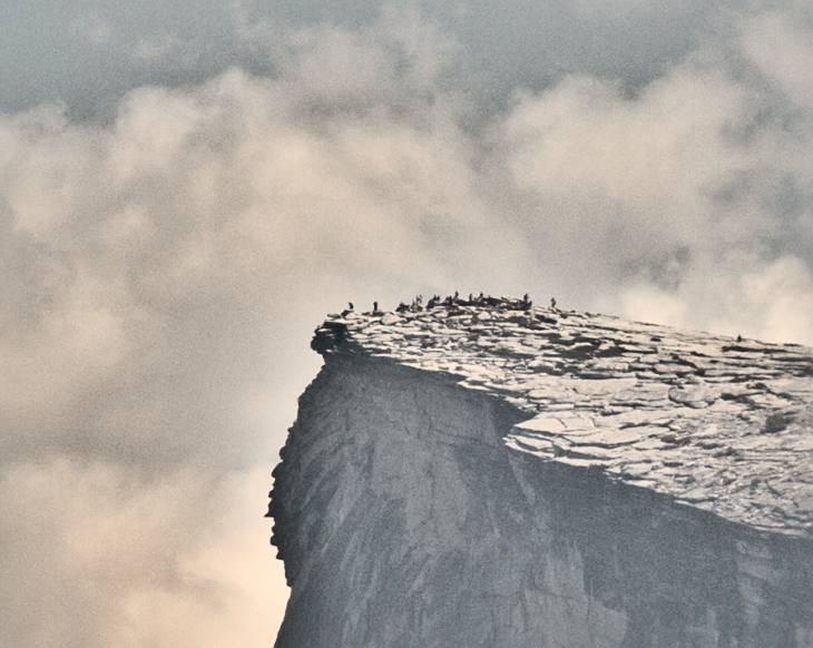 Halfdome Summit