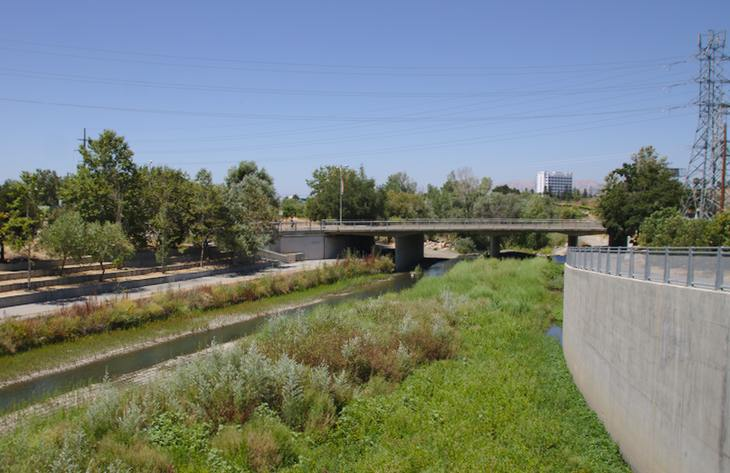 Guadalupe River Trail, San Jose