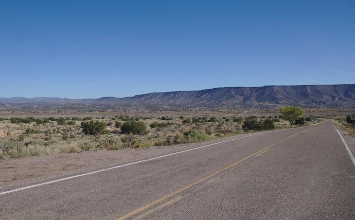 Highway 550, New Mexico