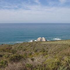 Hurricane Point View, Highway 1