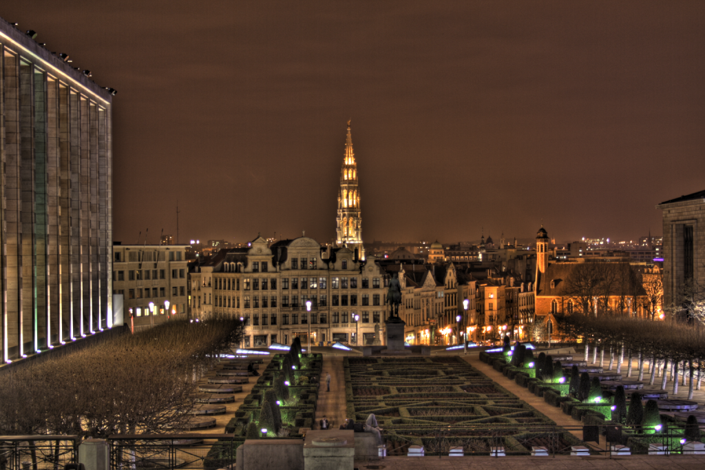 Brussels (HDR)