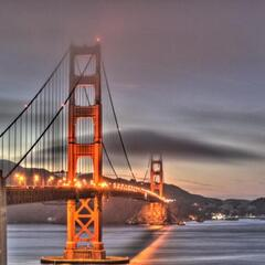 Golden Gate Bridge (HDR)