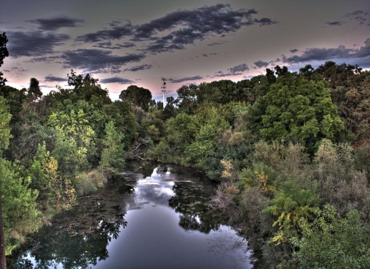 Putah Creek (HDR)
